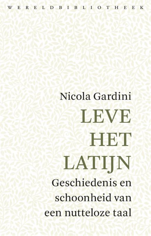 Leve het Latijn