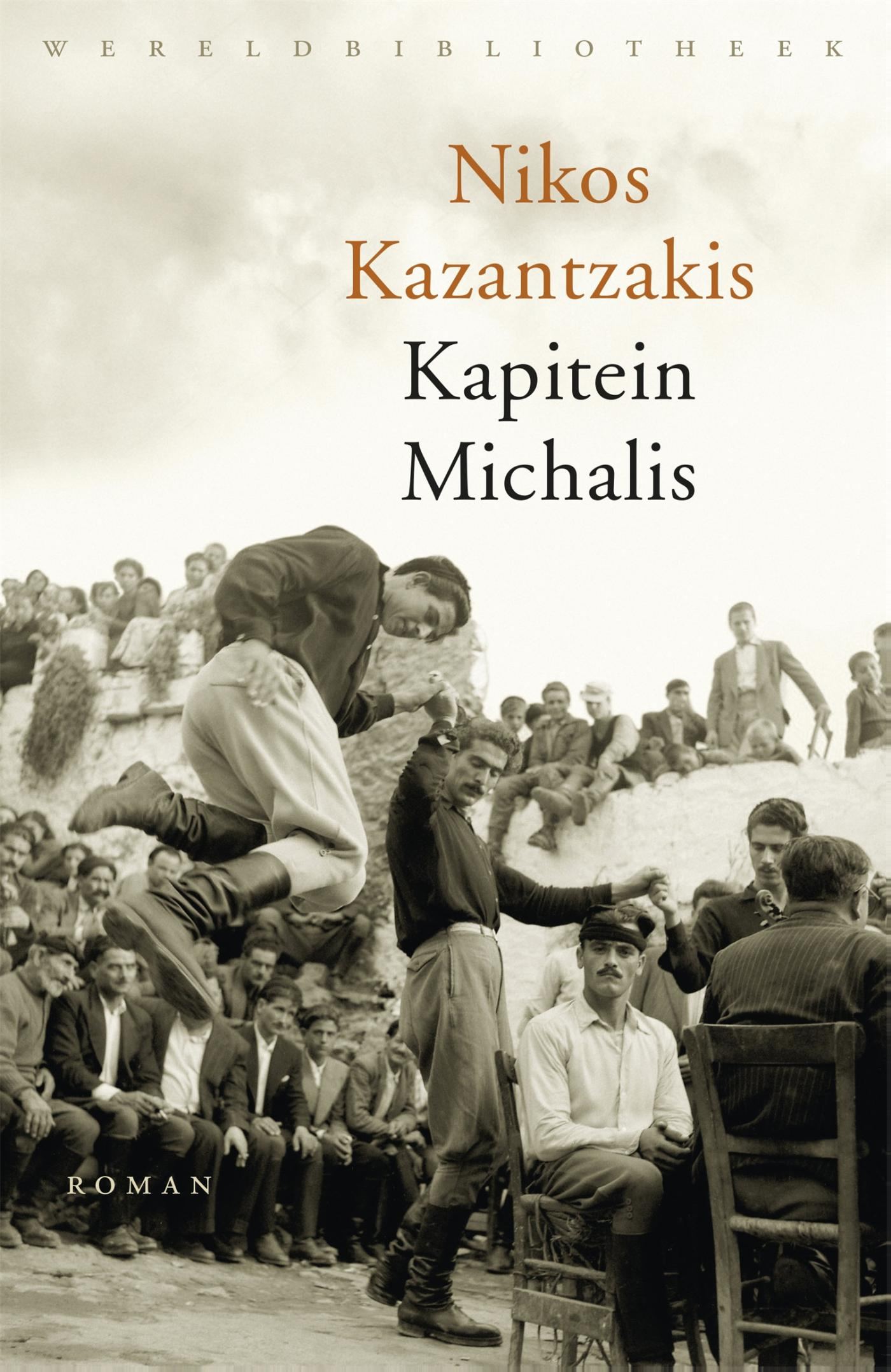 Kapitein Michalis