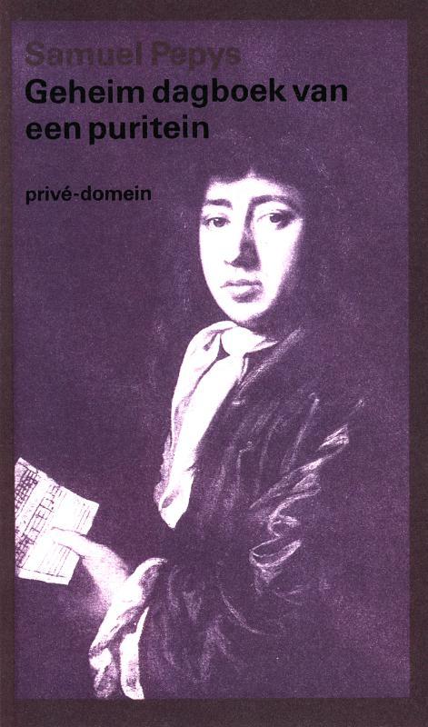 Geheim dagboek van een puritein (POD)