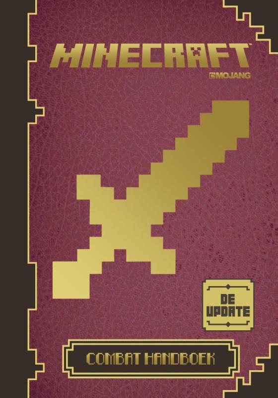 Het officiële Minecraft Combat Handboek, de update