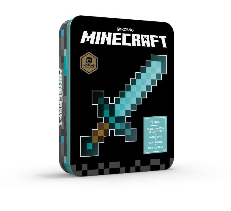Minecraft: Survival Cadeaubox