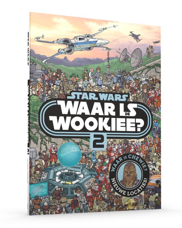Star Wars: Waar is de Wookiee? 2