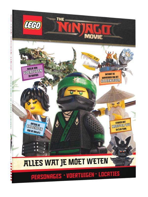 The LEGO NINJAGO Movie: Alles wat je moet weten