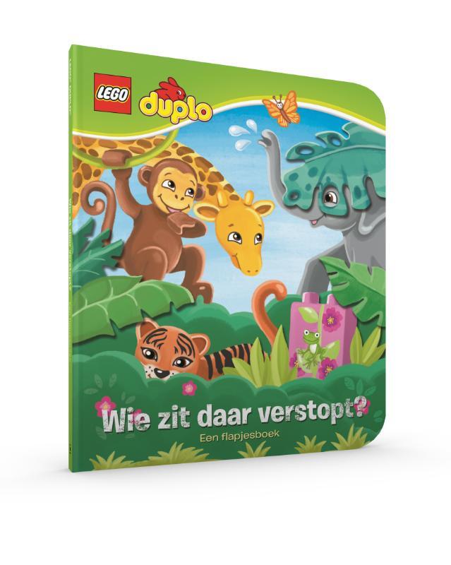 LEGO Duplo: Wie zit daar verstopt?