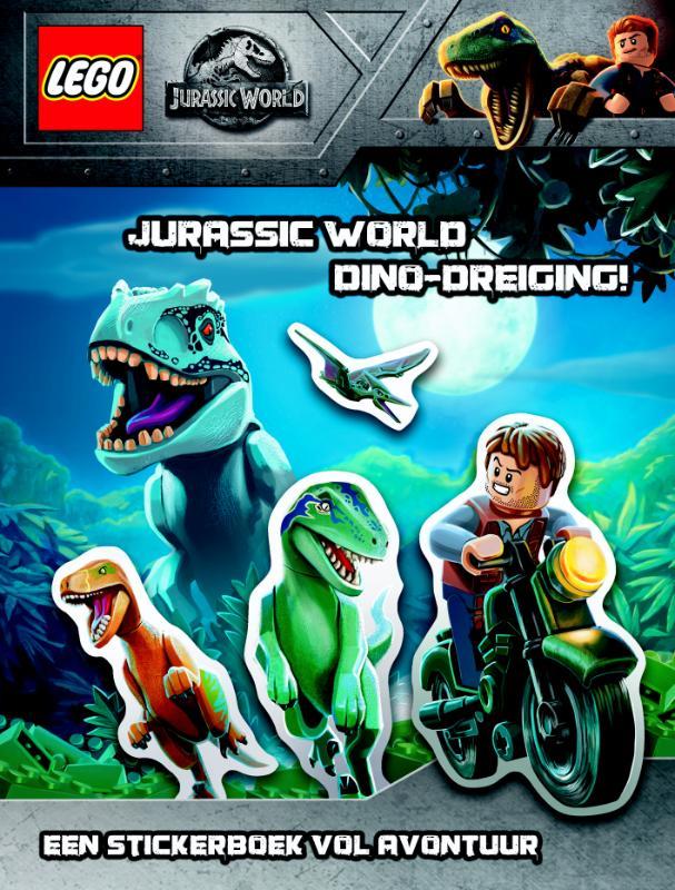 LEGO Jurassic World: De dino-dreiging