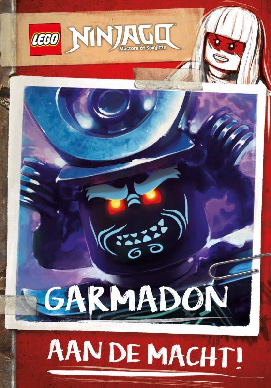 LEGO® NINJAGO® – De geheimen van De Zonen van Garmadon