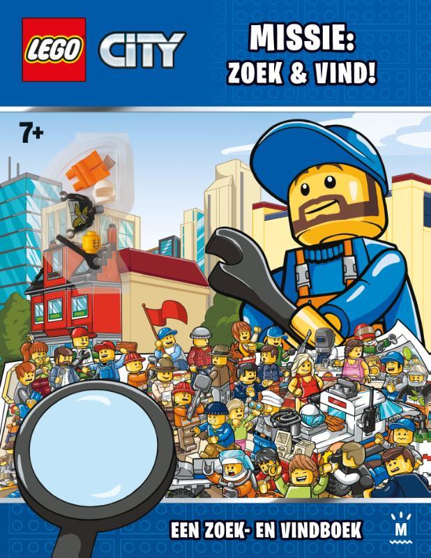 *LEGO City: Zoek- en vindboek