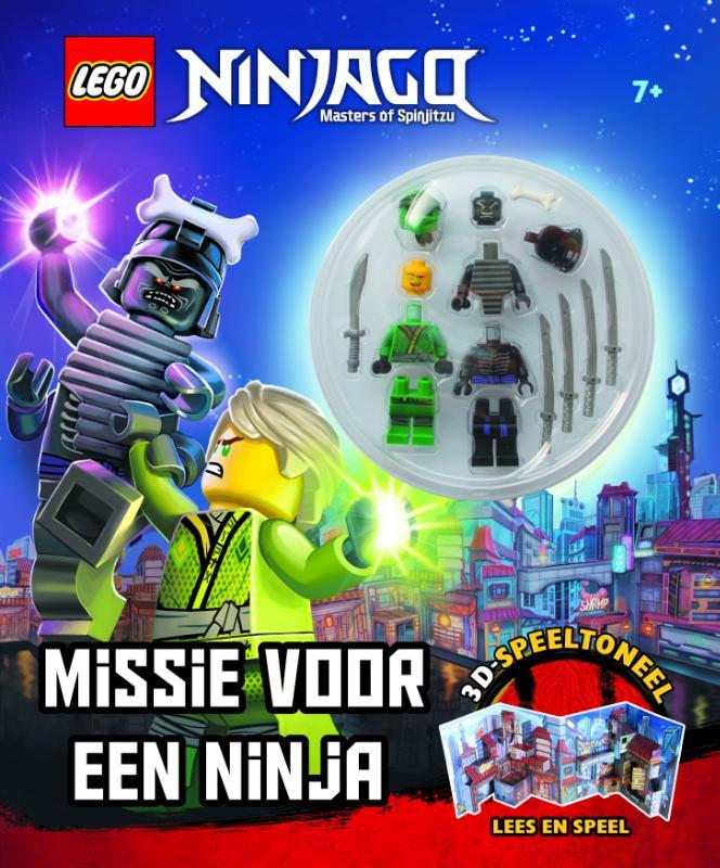 Missie voor een Ninja