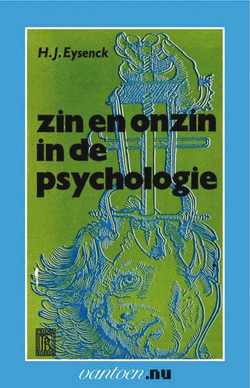 Vantoen.nu Zin en onzin in de psychologie