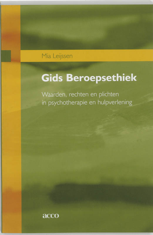 GIDS BEROEPSETHIEK