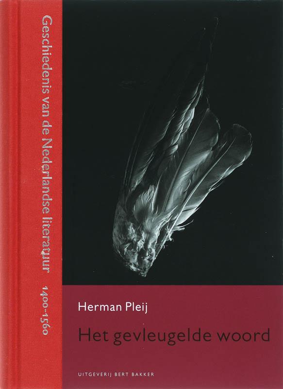 Geschiedenis van de Nederlandse literatuur Gevleugelde woord