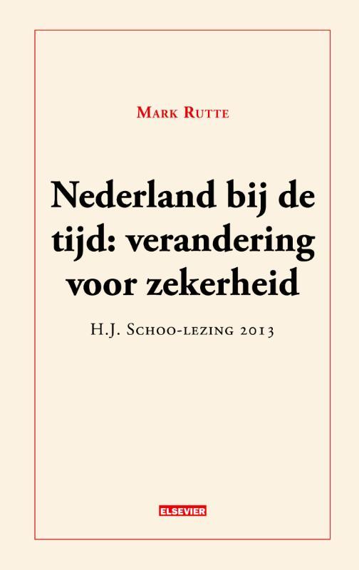 Nederland bij de tijd: verandering en zekerheid