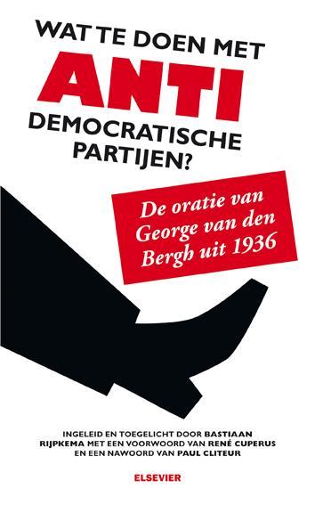 Elsevier Wat te doen met antidemocratische partijen?