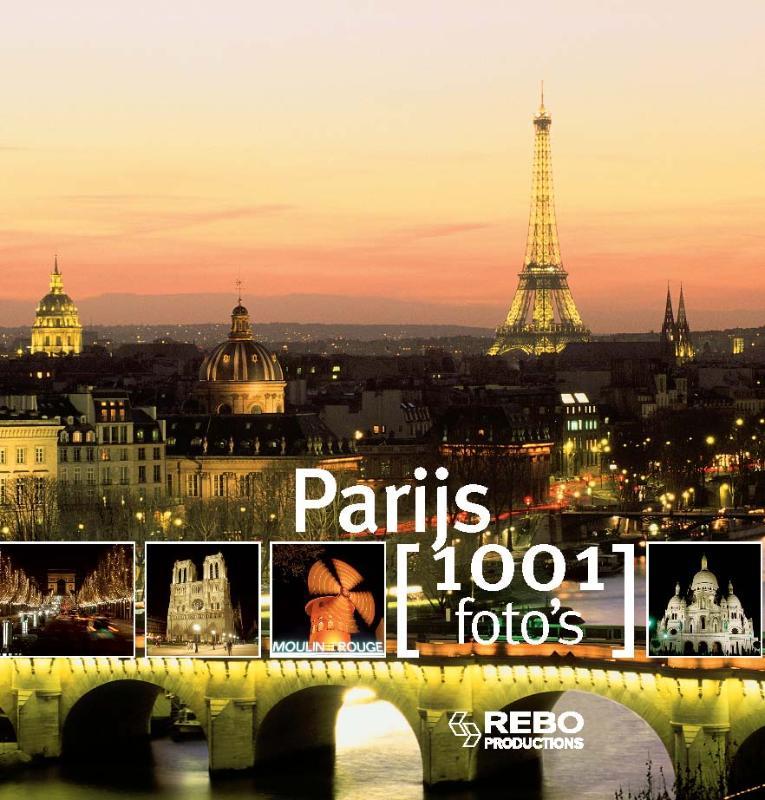 Parijs 1001 foto's