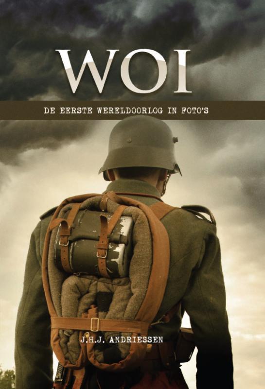 De eerste wereldoorlog in foto's met dvd's