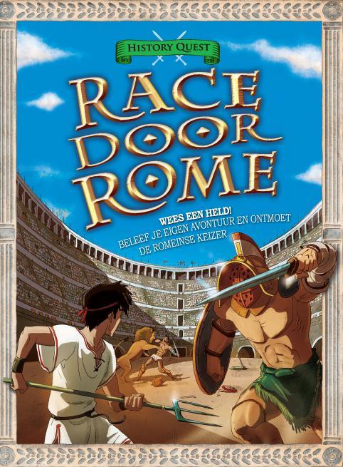 Race door Rome - History Quest