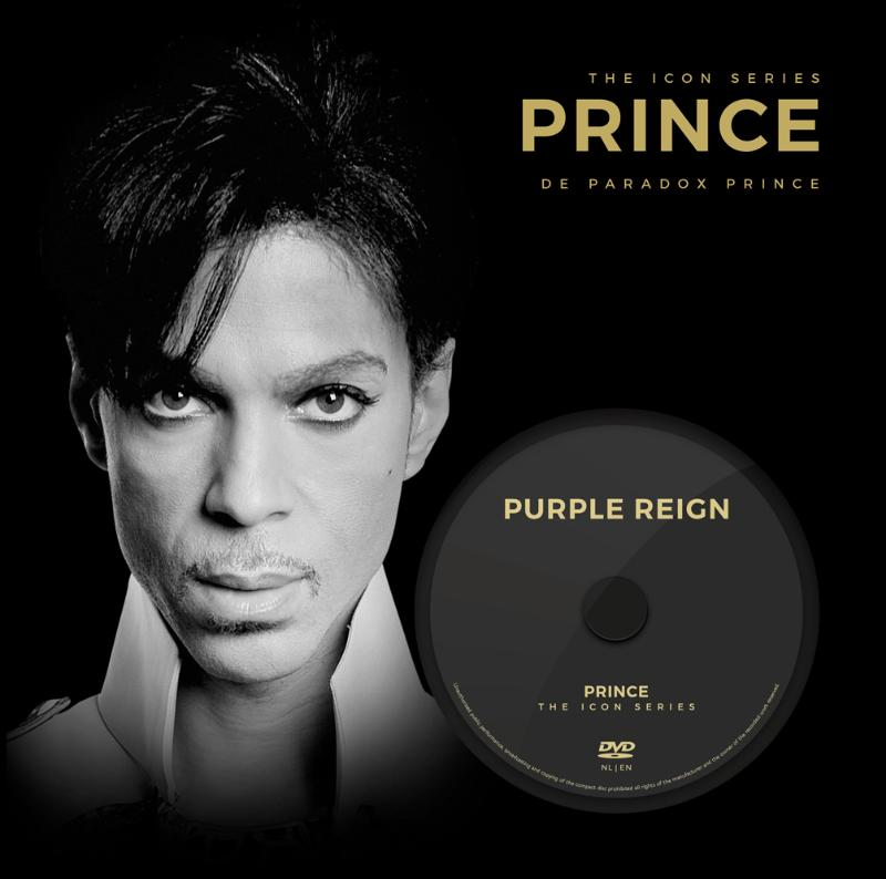 The Icon Series: Prince