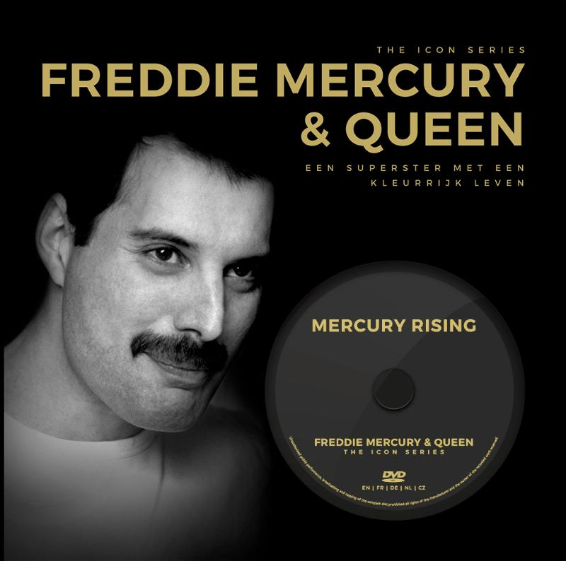 The Icon Series: Freddie Mercury & Queen