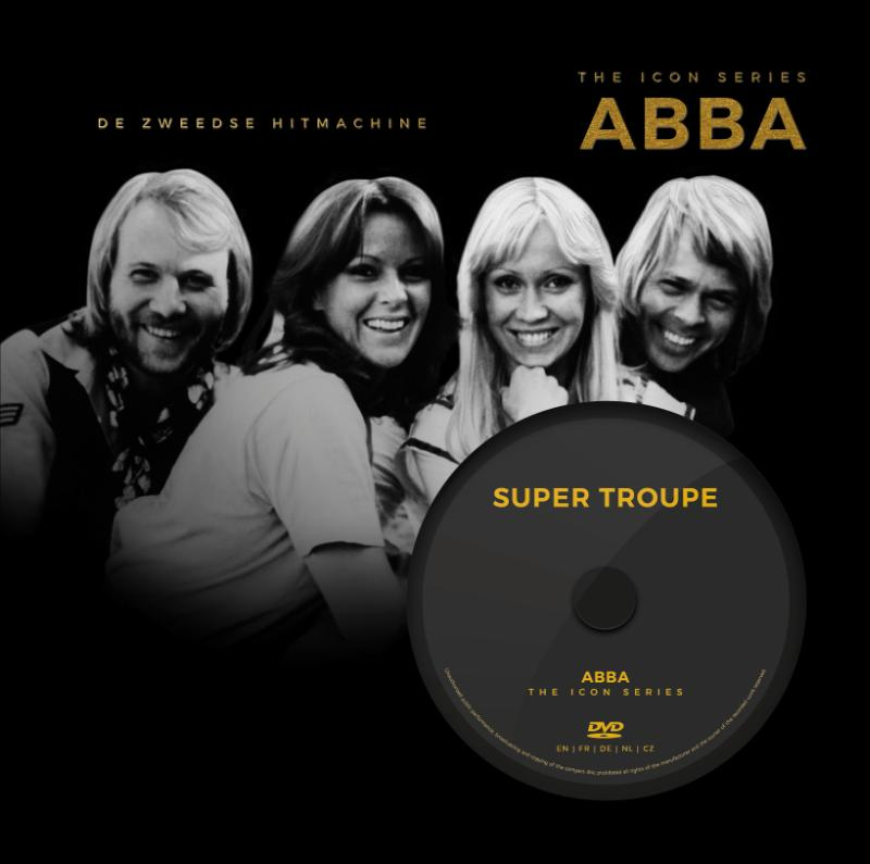 The Icon Series: ABBA