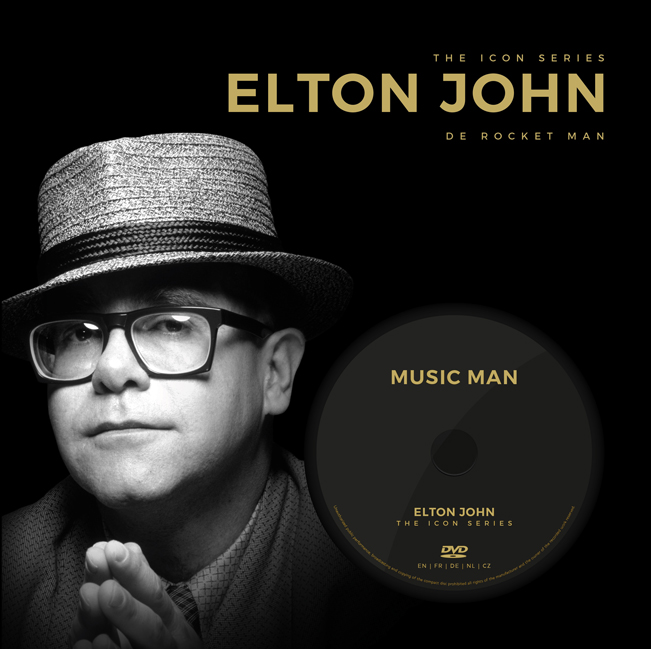The Icon Series: ELTON JOHN