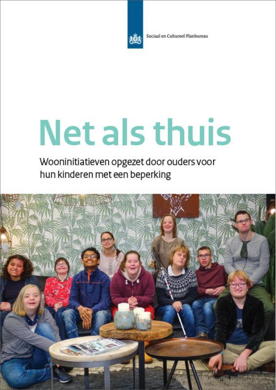 SCP-publicatie Net als thuis