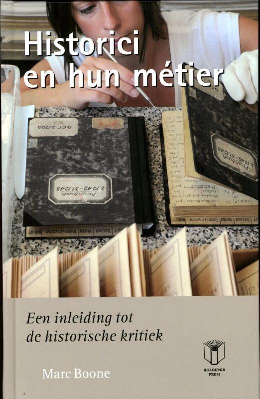 Historici en hun metier 2011