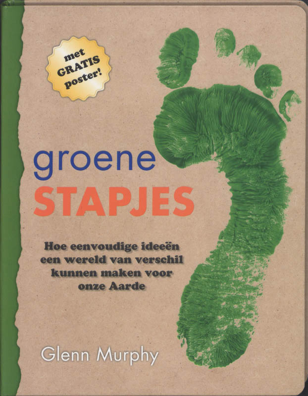 Groene stapjes; omgaan met het milieu voor kids