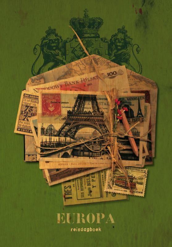 Reisdagboek Europa