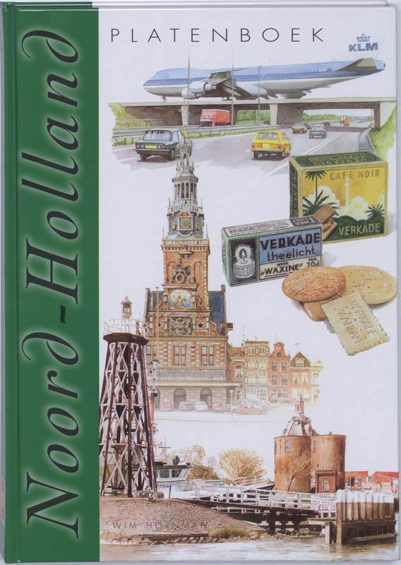 Noord-Holland platenboek