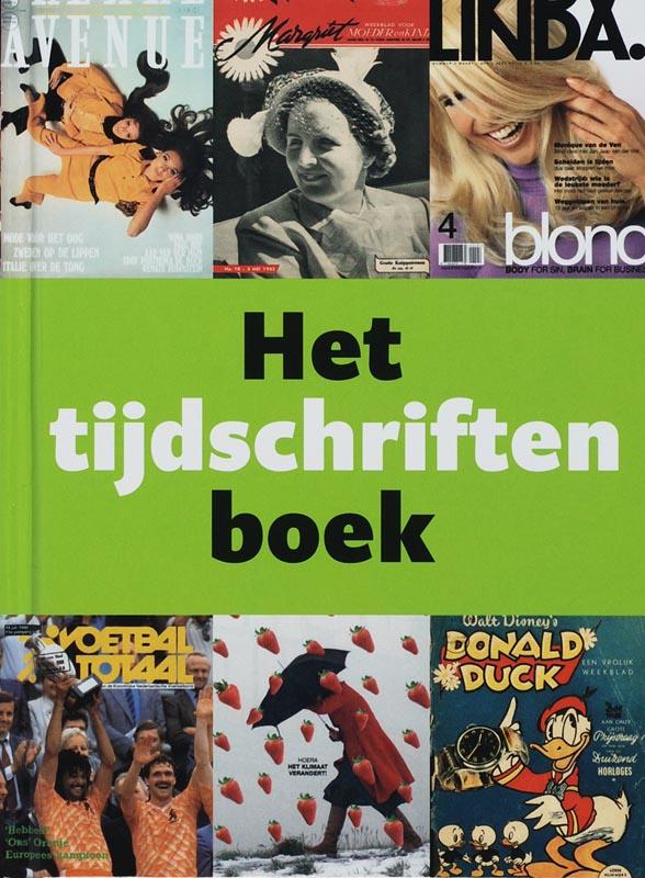 Het tijdschriften Boek