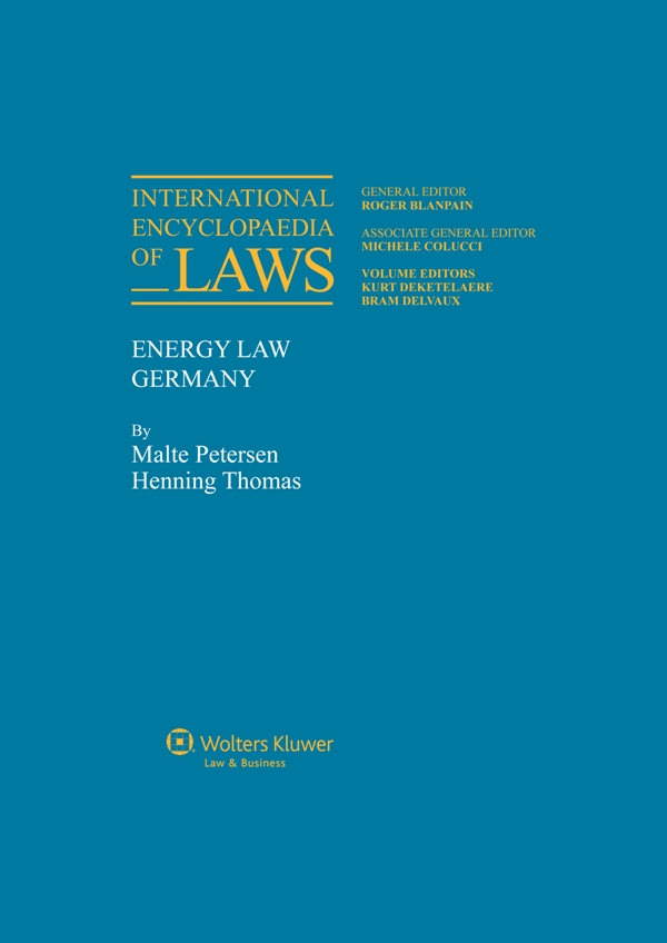 International Encyclopaedia of Laws