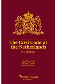 The Civil Code Of The Netherlands 2Nd Ed
