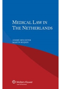 Medical Law In The Netherlands