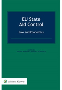 EU State Aid Control: Law and Economics