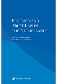 Property and Trust Law in the Netherlands