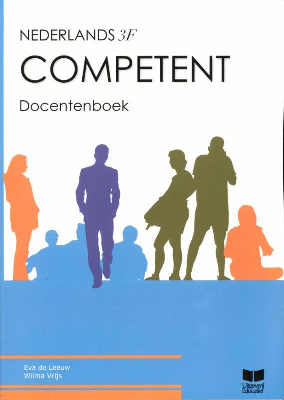 Competent Antwoordenboek Nederlands 3F