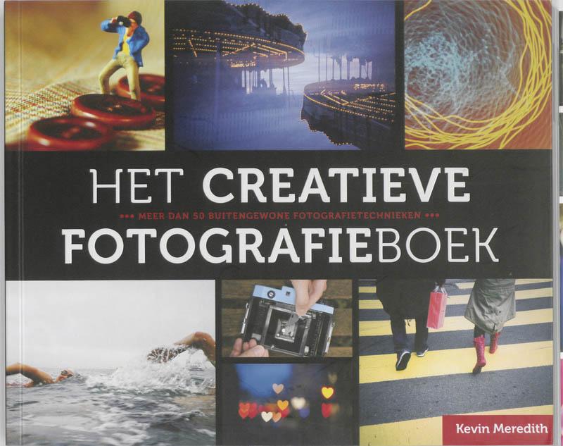 Het creatieve fotografieboek
