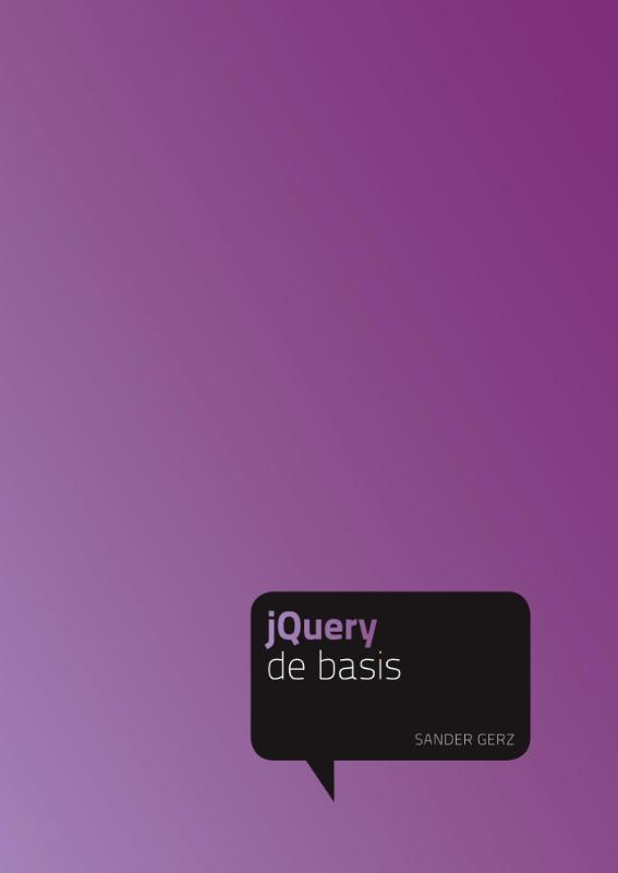 jQuery de basis