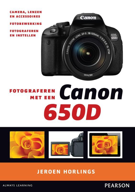 Fotograferen met een Canon 650D