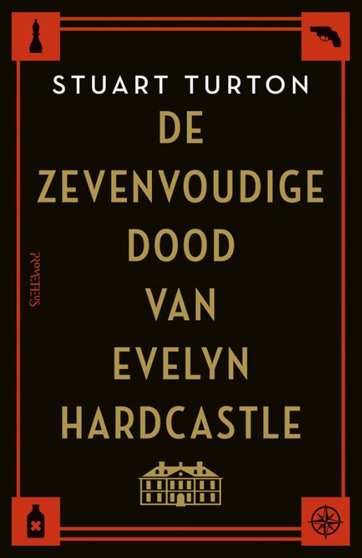 Zevenvoudige dood van Evelyn Hardcastle
