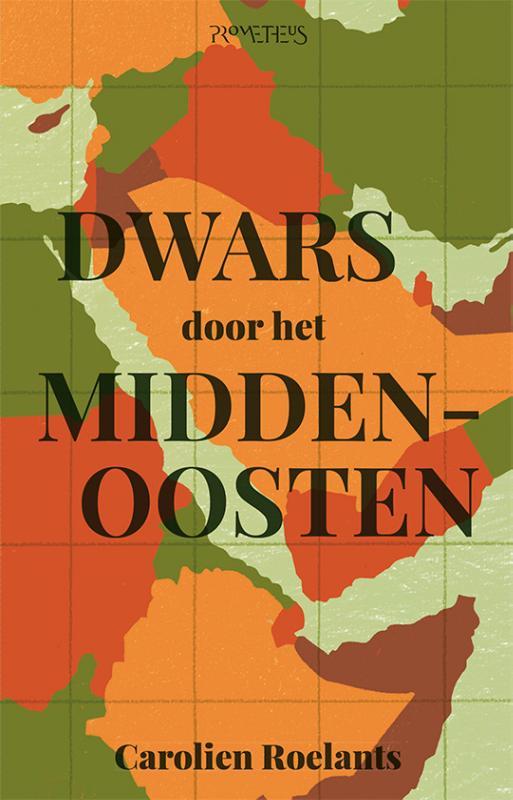 Dwars door het Midden-Oosten