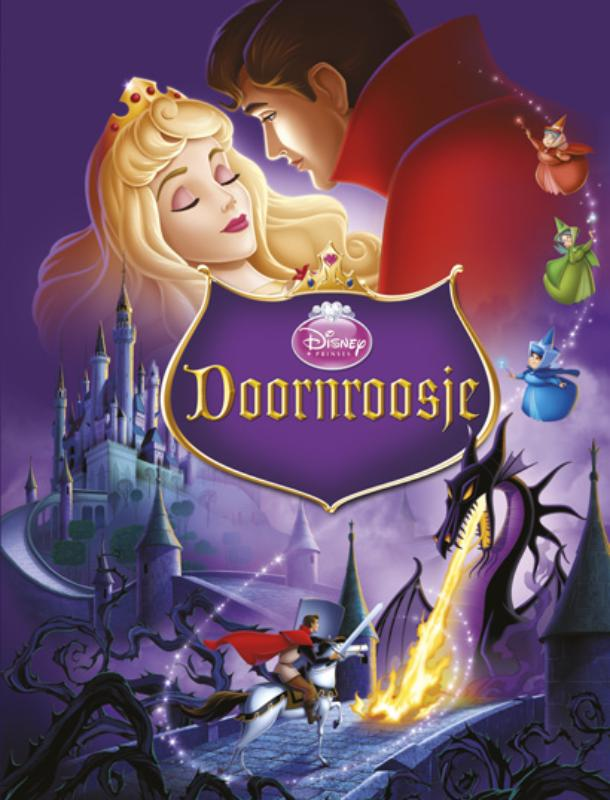 Disney prinses Doornroosje