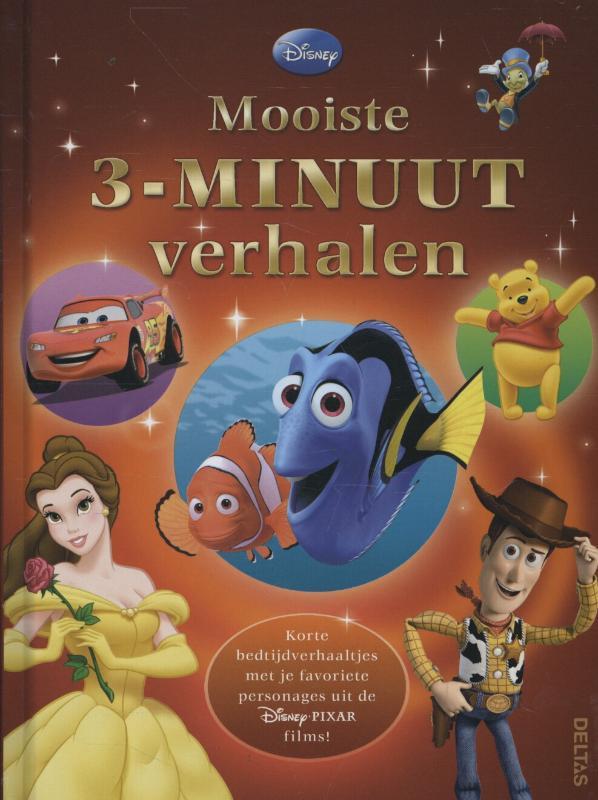 Disney mooiste 3-minuutverhalen