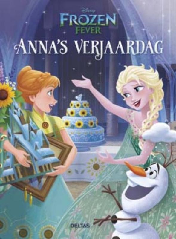 Anna's verjaardag