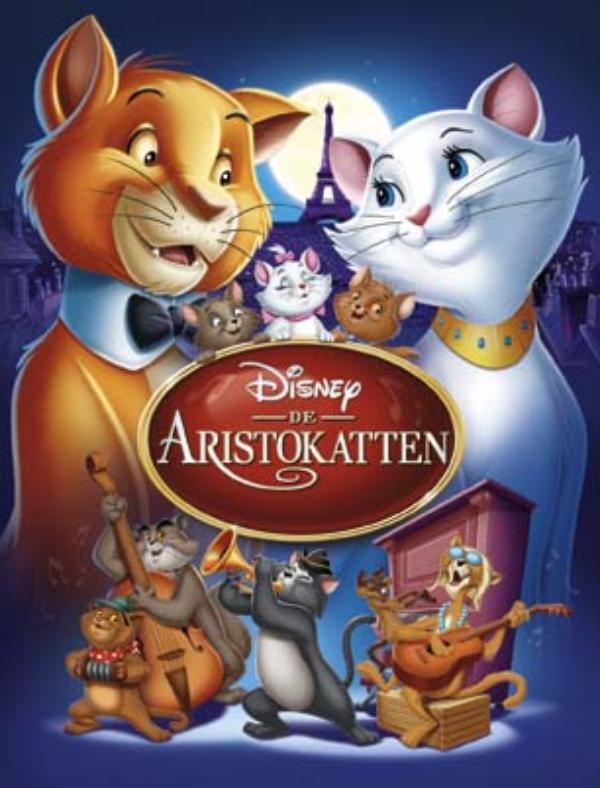 Disney de aristokatten verhalenboek