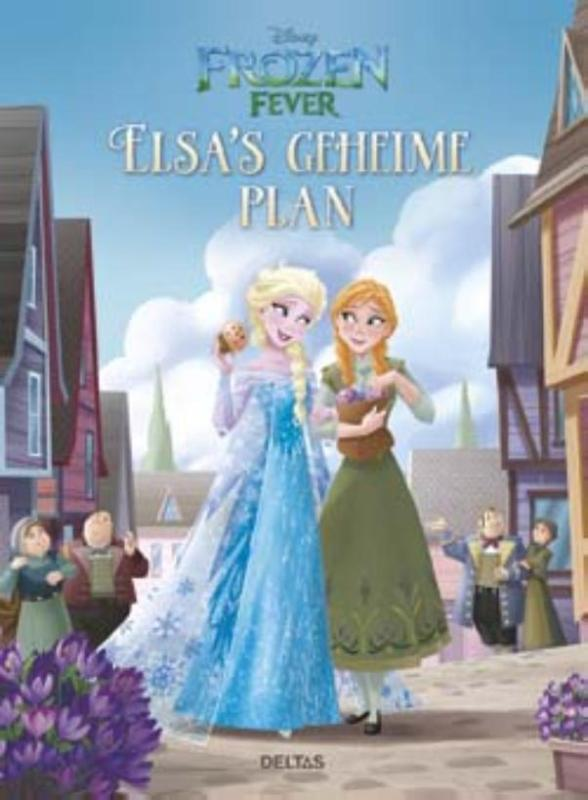 Disney Frozen Fever Elsa's geheime plan