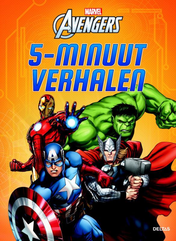 Avengers 5-minuutverhalen