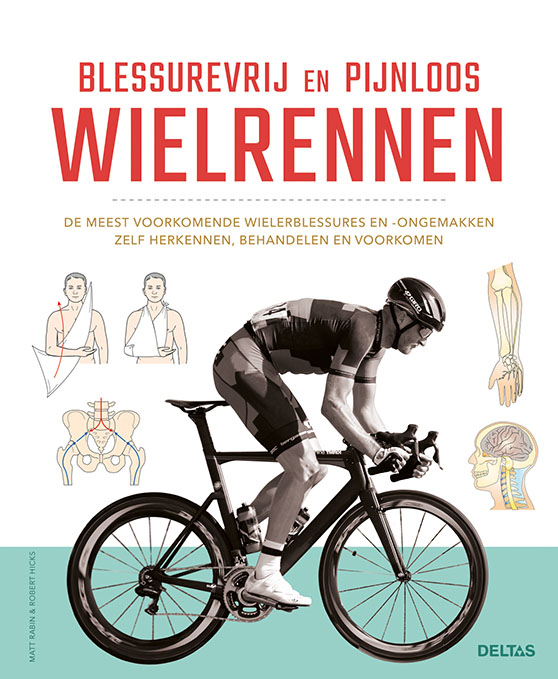 Blessurevrij en pijnloos wielrennen