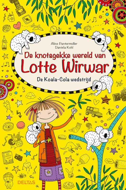 Lotte Wirwar - De Koala-Cola wedstrijd