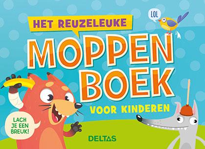 Het reuzeleuke moppenboek voor kinderen